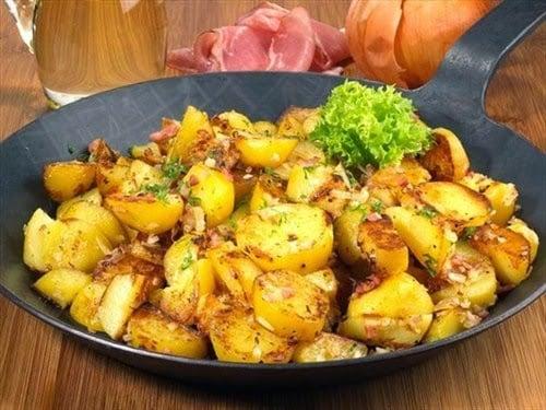 patates sote nasıl yapılır