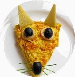 çocuklar için omlet nasılyapılır