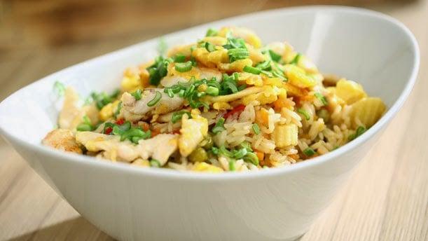 Pirinç Salatası Nasıl Yapılır