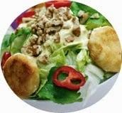 armutlu cevizli peynirli salata