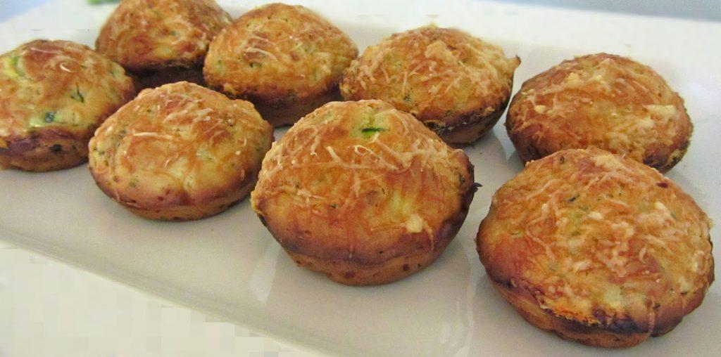 sebzeli muffin nasıl yapılır