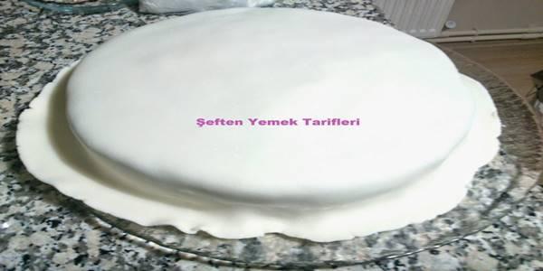 Evde Marshmallowdan Şeker Hamuru Tarifi