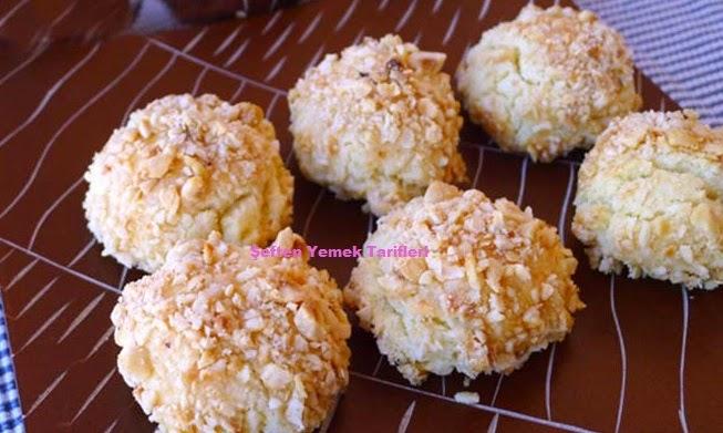 damlasakızlı kurabiye nasıl yapılır