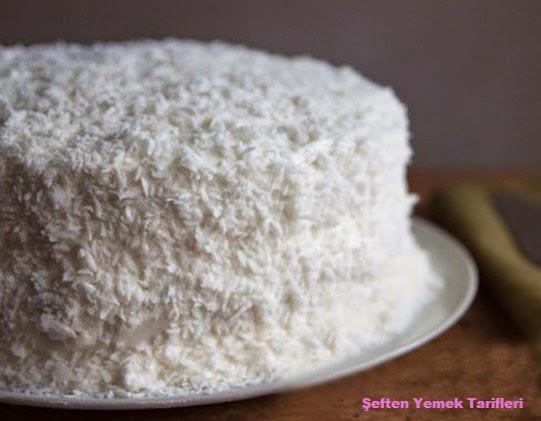 hindistancevizli pasta nasıl yapılır