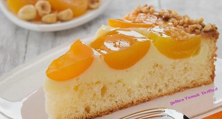 kayısılı pasta nasıl yapılır