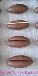 kahveçekirdeği kurabiyesi nasıl yapılır