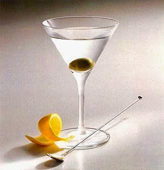 Martini Kokteyl Nasıl Yapılır?