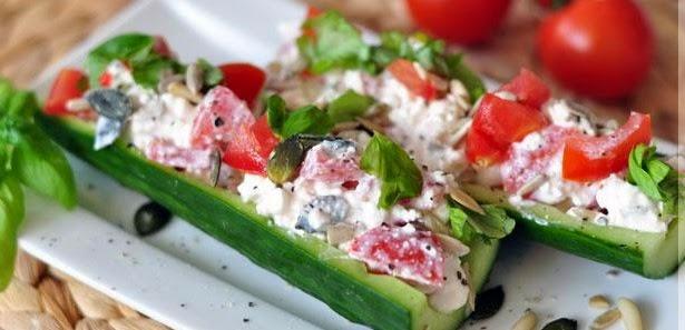 kahvaltılık salatalık dolması tarifi