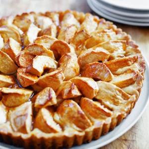 elmalı tart pasta nasılyapılır