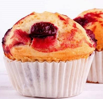 vişneli kek muffin nasılyapılır