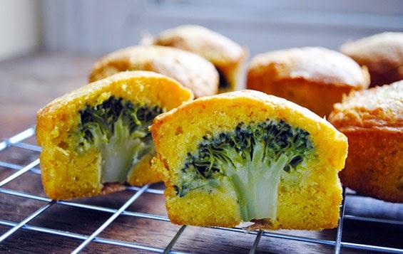 brokolili muffin nasıl yapilir