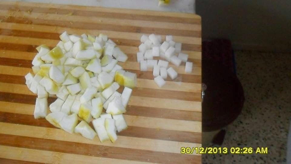bergamot reçeli nasıl yapılır
