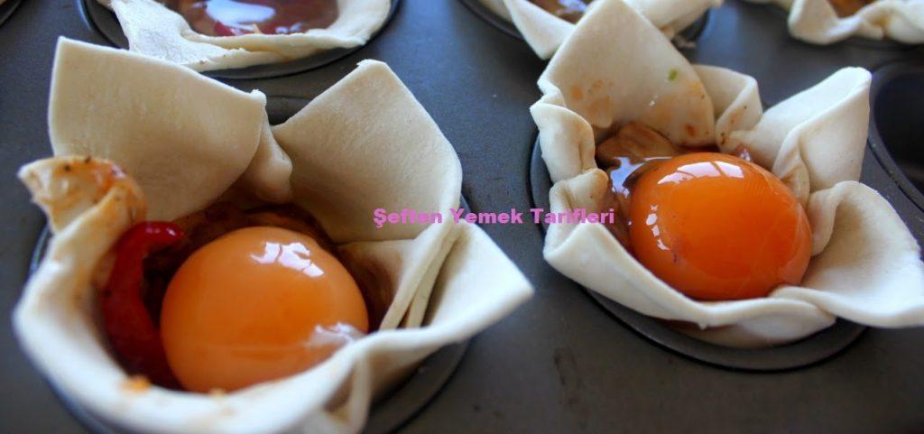 milföyde yumurta nasıl yapılır