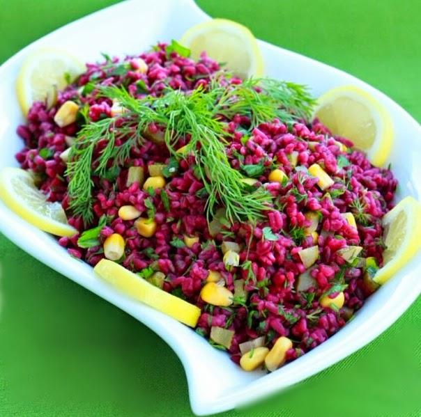 şalgamlı bulgur salatası nasılyaplır