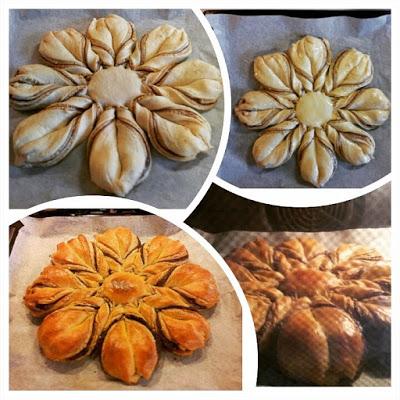 fındık kremalı çörek tarifi