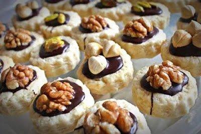 kolay çerezli kurabiye tarifi