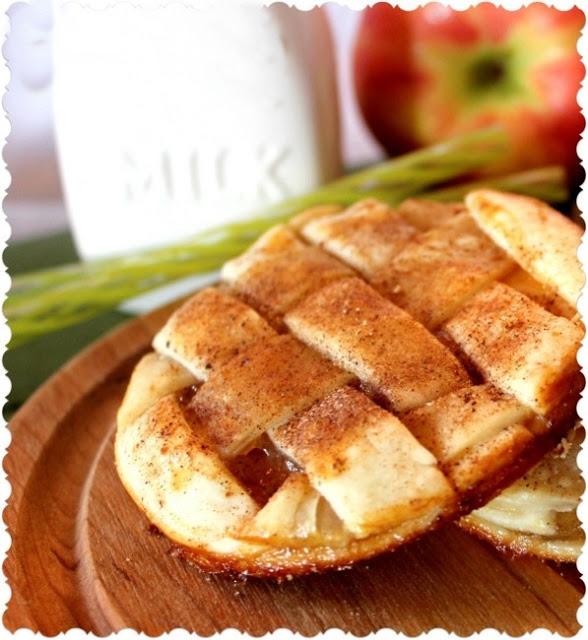 nefis elmalı kurabiye tarifi