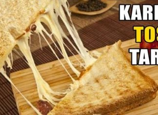 karışık tost nasıl yapılır